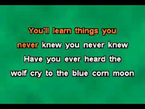 Real Karaoke With Lyrics - Colors Of The Wind - Judy Kuhn's Version (Pocahontas) - YouTube