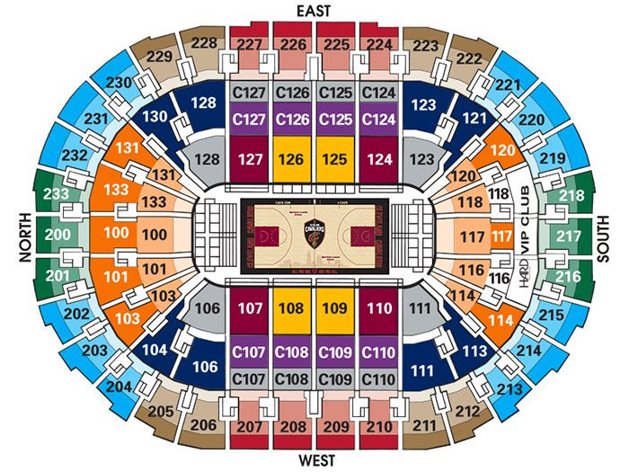 1718 Cavs Seating Chart 09dab7717c Jpg 700 525 Cleveland Indians Tickets Cleveland Cavaliers Cavs