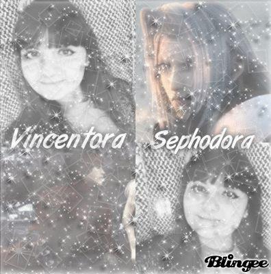 Vincentora and Sephodora