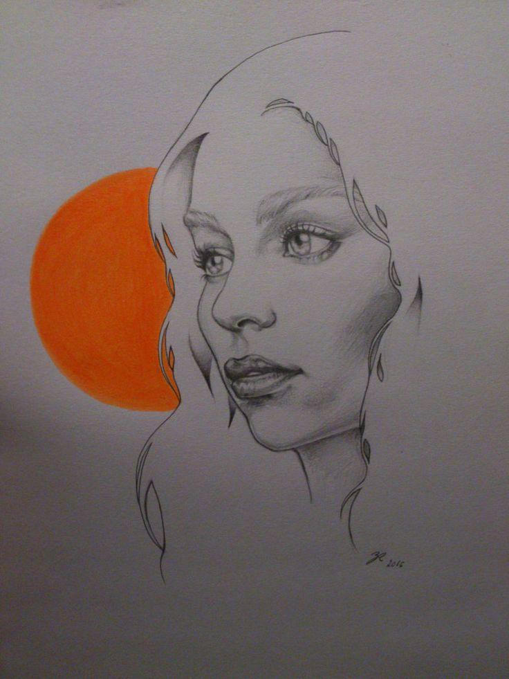 Daenerys by DarwiO on DeviantArt