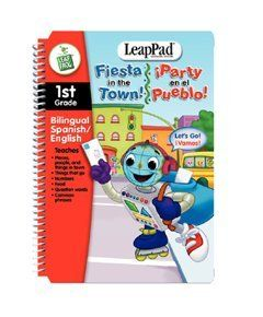 LeapPad 1st Grade Fiesta in the Town by Leap Frog. $9.75. Fiesta in the Town by Leap Frog