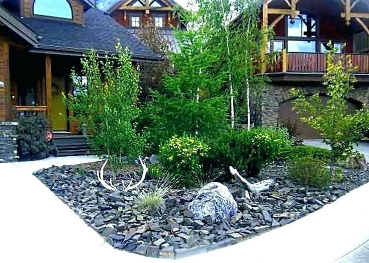 49++ Front yard landscaping ideas without plants info