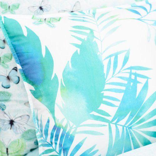 Mercer + Reid Amazon Watercolour Quilt Cover Set, quilt covers, quilt cover sets
