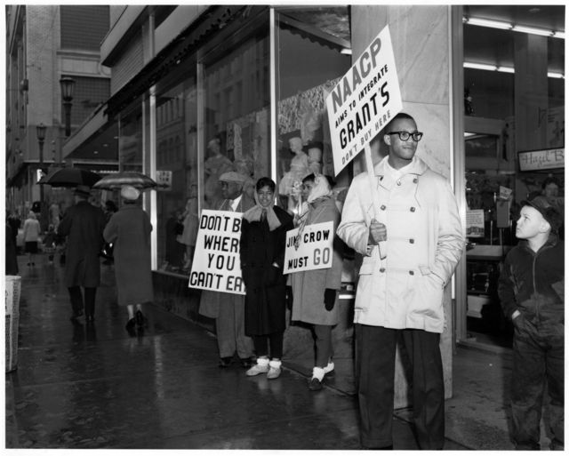 an overview of the struggles of african americans in history Find out more about the history of the 1950s, including videos, interesting articles,  african americans had been fighting against racial discrimination for.