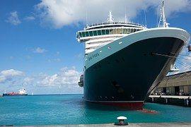 Crucero, Barco, Nave, Ms Reina Victoria
