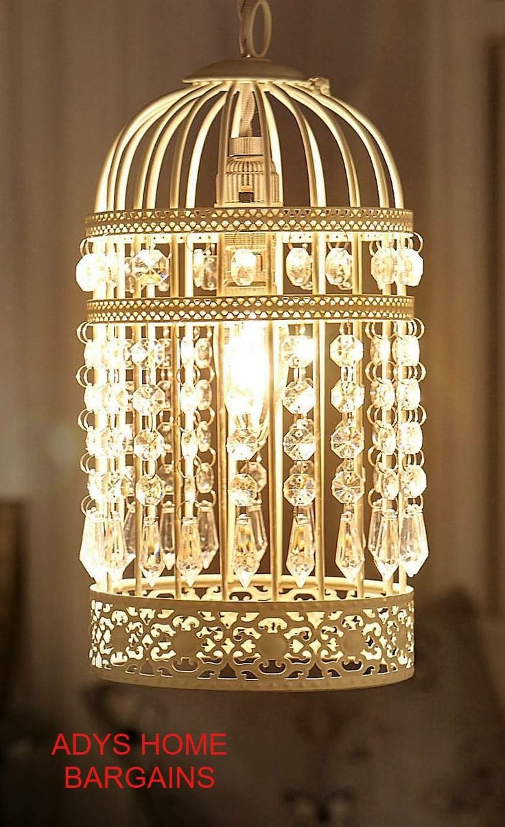 19 best adys home bargains images on pinterest duvet bed in a bag light decorations bird cages pendant lights pendant light fixtures hanging lights birdcages bird cage pendant lamps birdhouse gumiabroncs Image collections