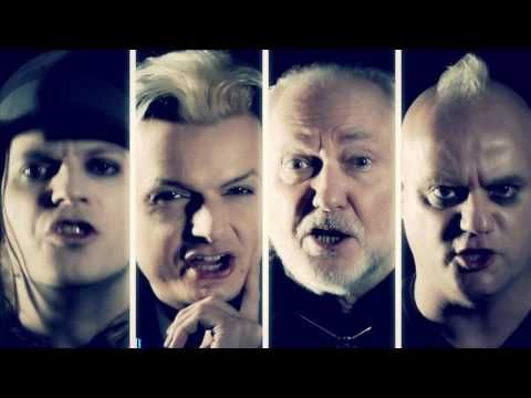 MONO INC. - Children Of The Dark (feat. Tilo Wolff, Joachim Witt & Chris...