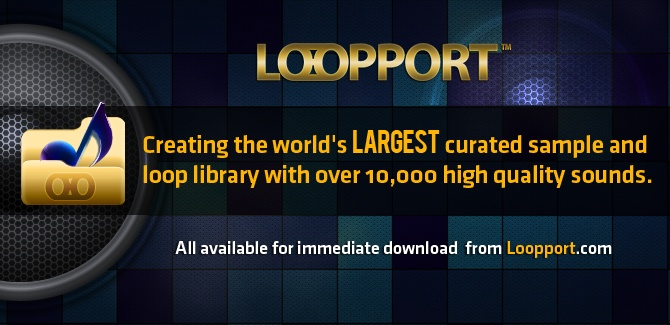 Loopport: The Sound Supplier   Loops, Samples, Oneshots, Fx, Presets, DJ Tools, and More