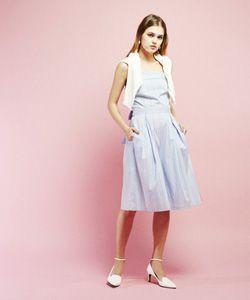 スカートに見えるから女性らしさもあって◎トレンド・おすすめ・人気のガウチョオールインワンのモテコーデ一覧♪