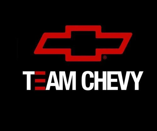 I've always been a Chevy girl