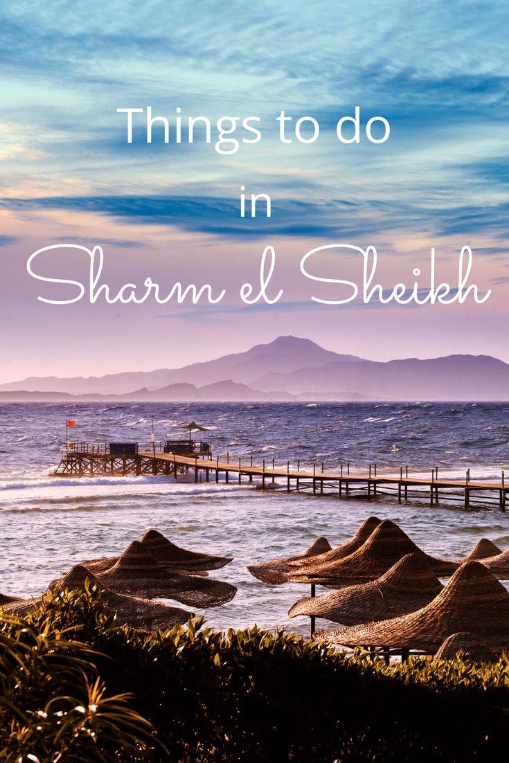 Die Möglichkeiten, seinen Urlaub in Ägypten aktiv zu gestalten, sind vielfältiger denn je. Was ihr alles in Sharm el Sheikh unternehmen könnt, erfahrt ihr in diesem Artikel.