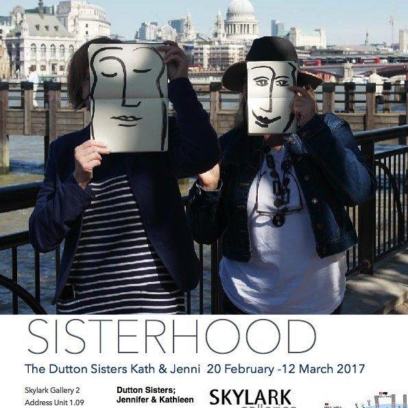 The Dutton Sisters celebrate WOWWomen of the world  alongsidehellip