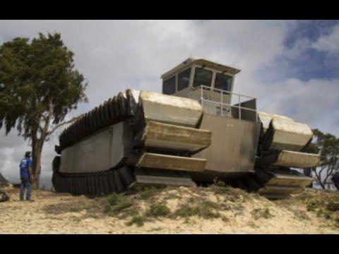 Strange & Extreme Off-Road Vehicles - PART 1