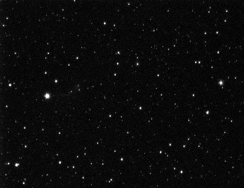 Comet 168P/Hergenrother 3. Nov. 2012