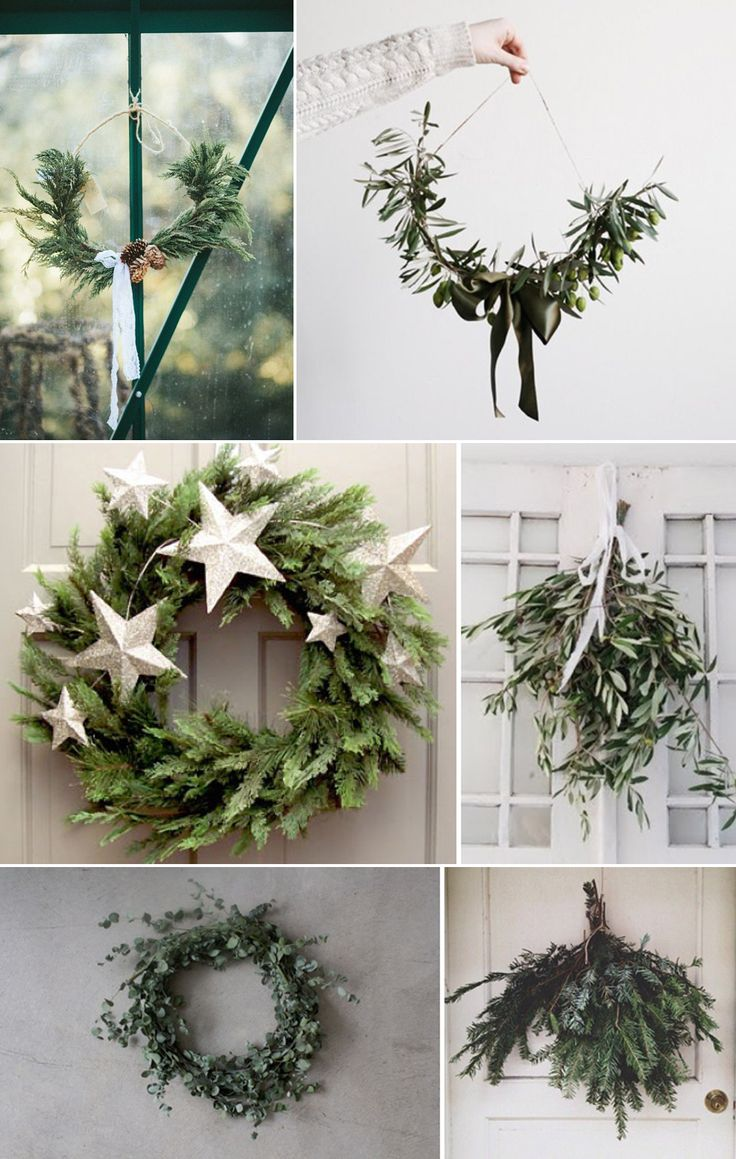 Alternative Christmas Decorations Uk