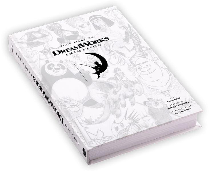 À travers ce livre, découvrez ou redécouvrez tout l'art des studios Dreamworks. Avec Fourmiz, Le Prince d'Égypte, Madagascar, Kung-fu Panda et le célèbre Shrek, les dessins animés de ce studio font partie du panthéon de l'animation.