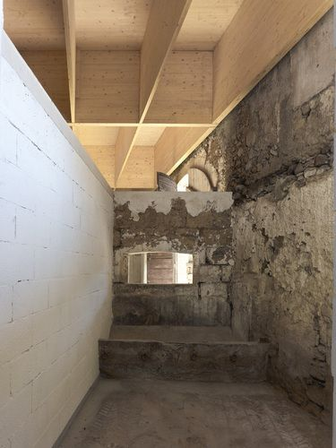 Charles Pictet — Studio in an Agricultural Building — Europaconcorsi
