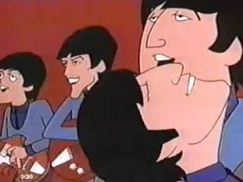 """GameSound's Playlist: Unique, Eclectic, Nostalgic Music: Beatles Cartoon - """"I Am the Walrus"""" - (Original) - Shared by individual!"""
