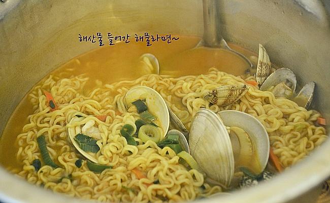 [인천맛집/송도맛집] 송도 평화조개구이 - 푸짐한 조개들과 더 푸짐한 해물라면 & 해물칼국수!!! :: 네이버 블로그