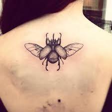 Tattoo Ideas on Pinterest | Beetle Tattoo Beetles and Geometric ...