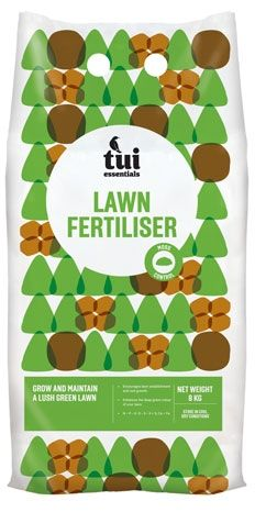 Tui Lawn Fertiliser | Tui Products #tuiproducts
