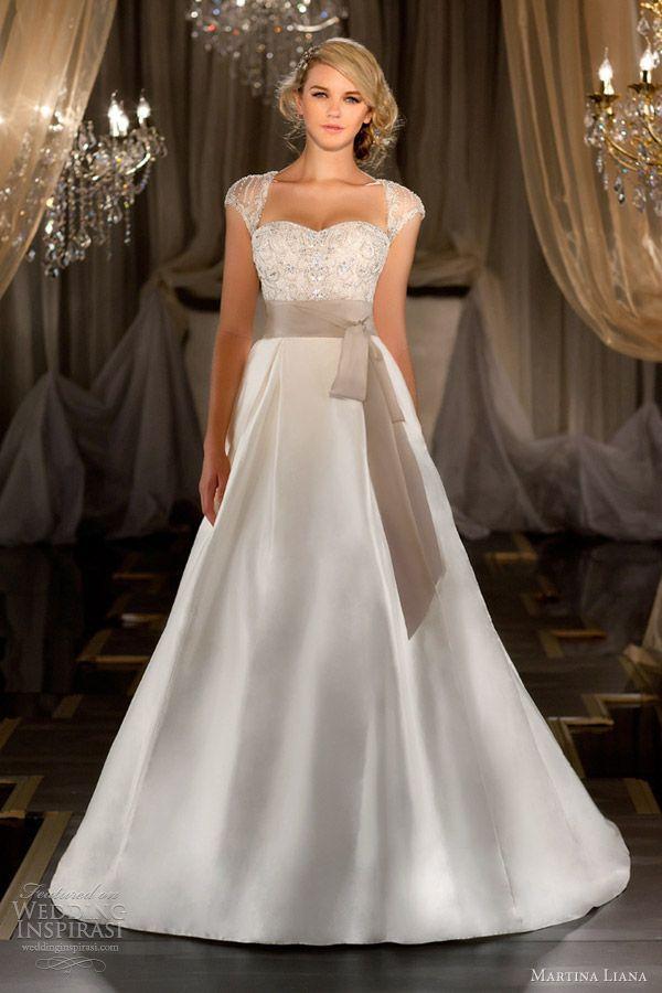 72 best images about wedding dresses on pinterest runway for Simply elegant wedding dresses