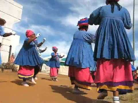 Bapedi wedding dance.m4v