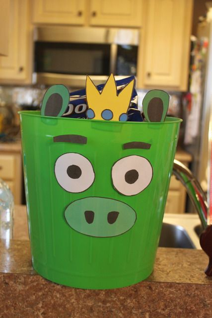 cute: Catch My Party, Brandon 7Th, Birthday Parties Ideas, Angry Birds Birthday, Birds Parties, Angry Birdsday, 7Th Angry, Birthday Ideas, Birds Birthday Parties