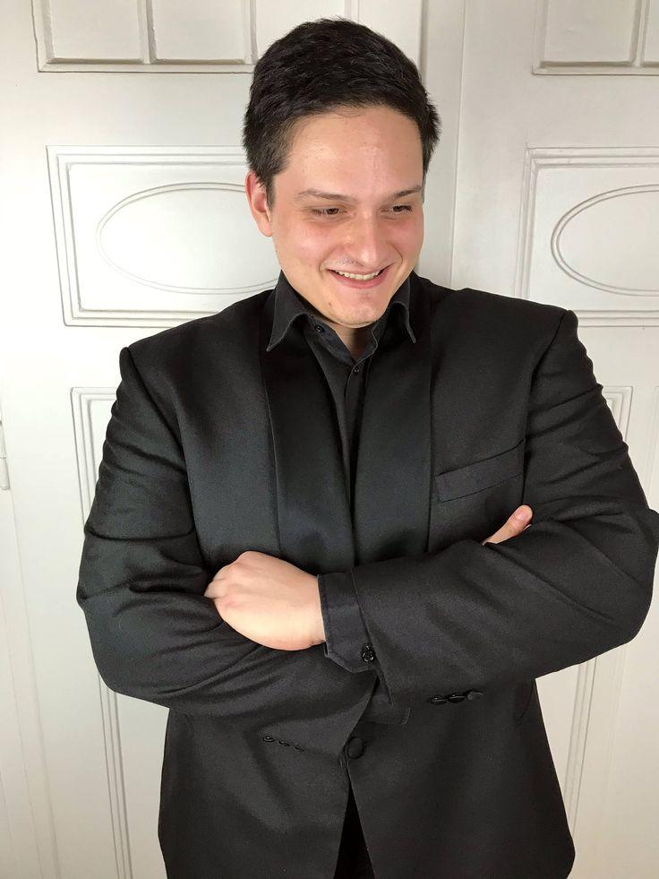 Italian Vintage Tuxedo Jacket, Black Dinner Jacket, Silk Shawl Collar Smoking Jacket: XXXL, 50 US/UK by YouLookAmazing on Etsy