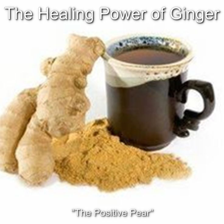There have been studies on ginger comparing its efficacy to that of aspirin and not only did it take smaller dosages to accomplish pain relief, there were also no known side effects.