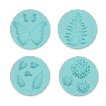 Amazon.com: Martha Stewart Crafts Silicon Mold, Flower Garden: Arts, Crafts & Sewing