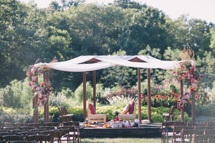 Pin for Later: This Spectacular Indo-American Wedding Was Held in Nashville