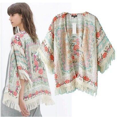 Kimono Desigual 18€