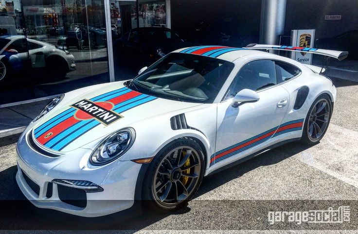 Martini Racing GT3 RS