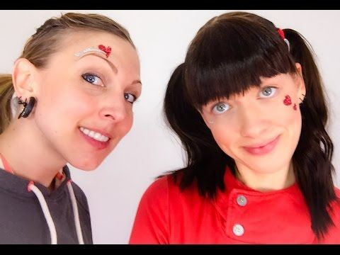 Teckenspråk - Babblarna - Vega & Em (2015) - YouTube