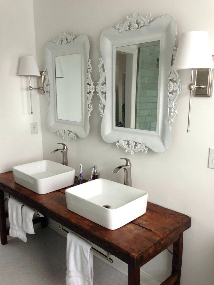 Bathroom Wood Vanities Medium Size Of Bathroom Reclaimed Wood
