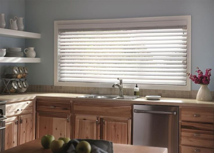 Best 25+ Faux wood blinds ideas on Pinterest   White bedroom ...