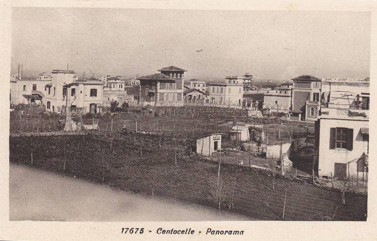 CENTOCELLE 1934