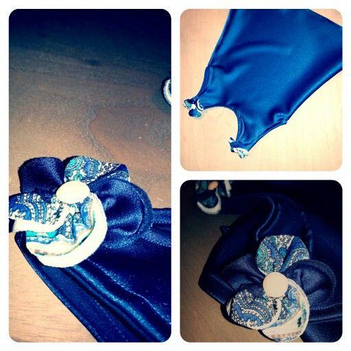 3-6 months blue handmade dress by ♥Elsa♥