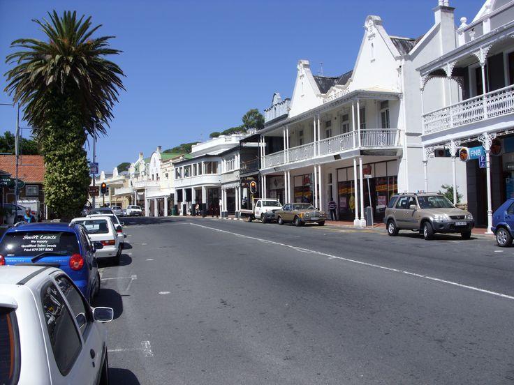 Simon'sTown, South Africa