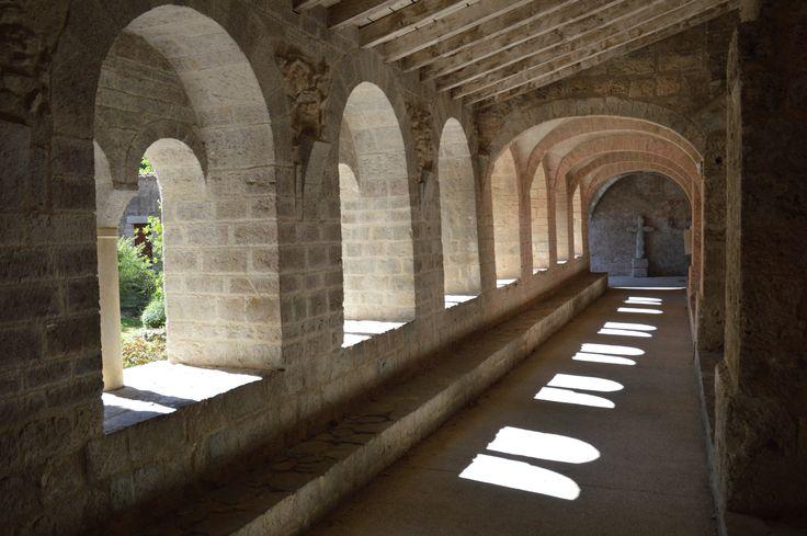 Kerk St Guilhem le Desert