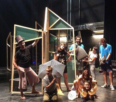 """""""Περπατώ εις το Δάσος"""" της Στέλλας Μιχαηλίδου @ Θέατρο Αυλαία (για παιδιά)"""