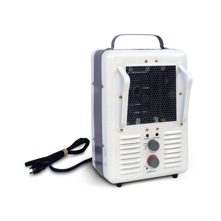 Portable Electric Heater, 120V - Greenhouse Heating $60 plus free shipping