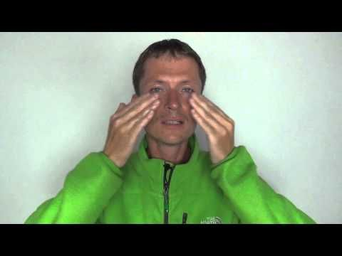 Co na unavené oči - YouTube