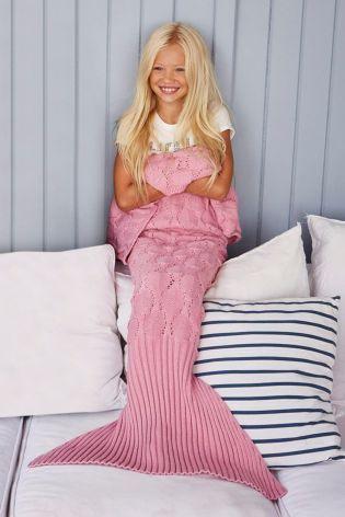 Buy Mermaid Blanket online today at Next: Israel