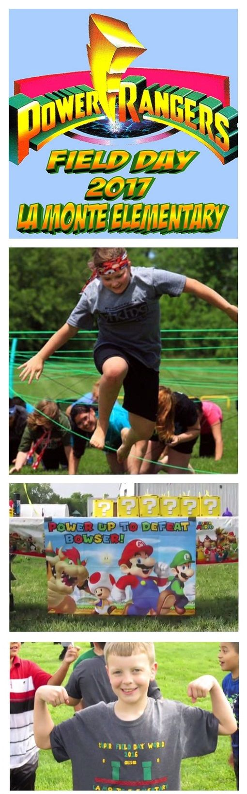 Field Day wouldn't be complete without themed activities! We love these 7 new activities from PE Central - to get kids moving and practicing the skills they learned all year!