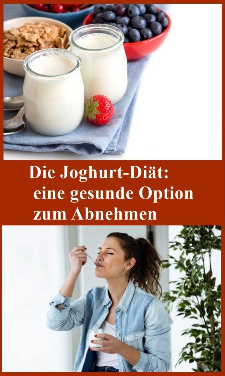 Die Joghurt-Diät: eine gesunde Option zum Abnehmen | njuskam!