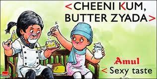 Amul Advertiser: Gujarat Cooperative Milk Marketing Federation Ltd Creative Agency DaCunha Communications Pvt Ltd , India