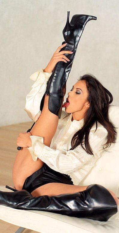Business women sex pics boots