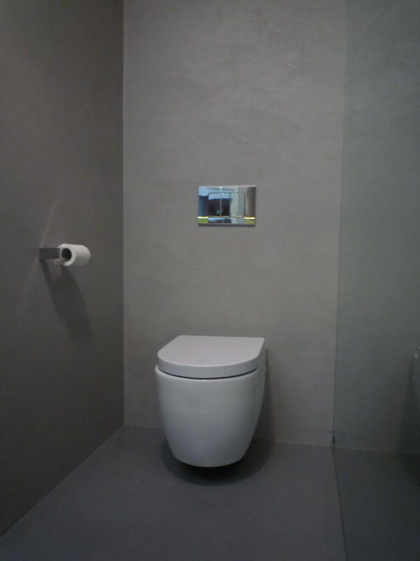 Toilet - Béton Ciré Pro Original | Amsterdam
